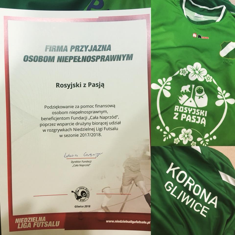 Futsal – wspieramy pasjonatów